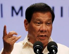 """Philippines từ chối nhận viện trợ của EU vì muốn """"độc lập"""""""