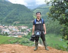 Truy tặng Bằng khen của Thủ tướng cho phóng viên Đinh Hữu Dư