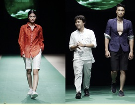 """Tân Quán quân Vietnam's Next Top Model phiêu với """"Mùa yêu"""" của NTK Duy Nguyễn"""