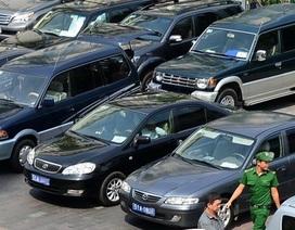 Bộ trưởng, Thứ trưởng sẽ chỉ được dùng xe công dưới 1,1 tỷ đồng?