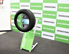 Bridgestone ra mắt lốp tiết kiệm nhiên liệu Ecopia EP300