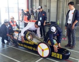 Đội Việt Nam gặt hái thành công tại Honda EMC Nhật Bản 2017