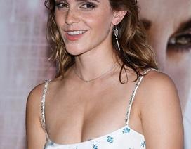 Emma Watson bất ngờ gợi cảm