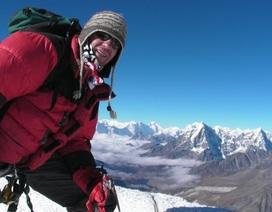 Mắc ung thư chỉ còn sống vài tháng vẫn chinh phục đỉnh Everest