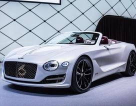 Bentley sản xuất xe thể thao chạy điện