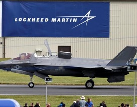 """Lockheed hạ giá """"chim sắt"""" đắt đỏ F-35 sau chỉ trích của ông Trump"""