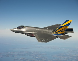 Tiêm kích tàng hình F-35 của Mỹ diễn tập ném bom trên bán đảo Triều Tiên