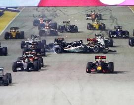 Ban tổ chức F1 muốn xúc tiến chặng đua tại Việt Nam
