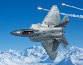 F-22 lợi hại hơn nhờ tên lửa không đối không AIM-9X