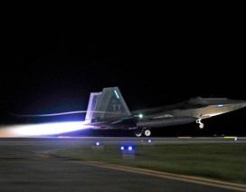 F-22 không còn tàng hình khi radar Nga trực chiến