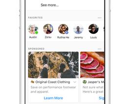 """Facebook bắt đầu tính chuyện """"kiếm tiền"""" trên Messenger"""