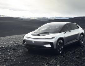 Faraday Future ra xe cạnh tranh Tesla Model S