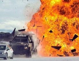 """Cuộc """"tàn sát"""" siêu xe trong Fast and Furious 8"""