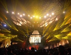 Giới trẻ Hà Thành bùng nổ với âm nhạc Tiesto