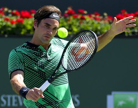 Indian Wells: Federer tranh cúp với Wawrinka