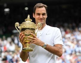 """Báo chí thế giới kinh ngạc về kỷ lục của """"Tàu tốc hành"""" Federer"""