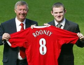 Ferguson không tin có người phá kỷ lục ghi bàn của Rooney