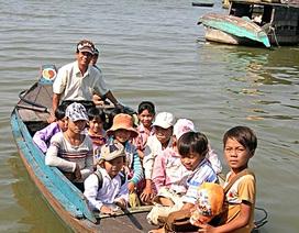 Những mảnh đời người Việt ở Siem Reap