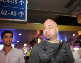 Võ sư Flores bất ngờ từ chối mọi lời mời giao đấu