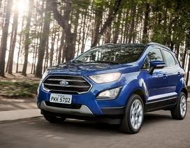 Ford Ecosport 2018 đã có mặt tại châu Á