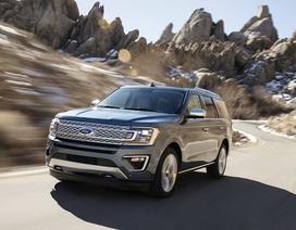 Ford Expedition thế hệ mới - Lớn hơn, nhưng nhẹ hơn
