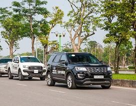 Ford Explorer ở Việt Nam có bị ảnh hưởng bởi đợt triệu hồi tại Mỹ?