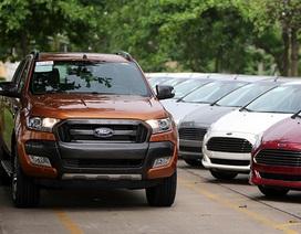 Triệu hồi Ford Ranger tại Việt Nam vì lỗi khóa ghế sau