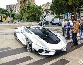 Siêu xe FV-Frangivento Asfanè gây chấn động Monaco