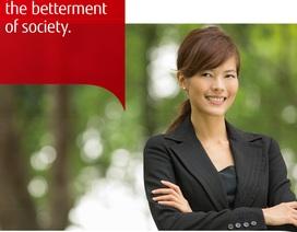 Học bổng Fujitsu dành cho ứng viên Việt Nam