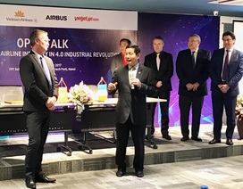Airbus hợp tác với Việt Nam phát triển công nghệ trong lĩnh vực hàng không