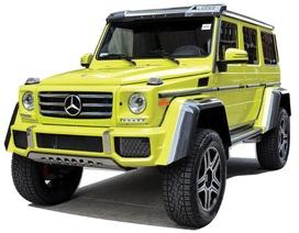 Mercedes-Benz G-Class thế hệ mới sẽ có hệ thống treo trước độc lập