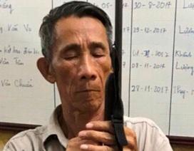 Gã đàn ông U70 dí súng bắn thủng mắt tài xế xe Fortuner