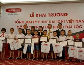 Dai-ichi Life Việt Nam tiếp tục mở rộng mạng lưới kinh doanh tại Hà Nội
