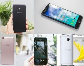 Những smartphone trên 6 triệu đáng chú ý trong tháng 6