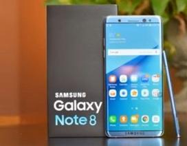 """Lộ thời điểm ra mắt """"bất thường"""" của smartphone """"bom tấn"""" Galaxy Note 8"""