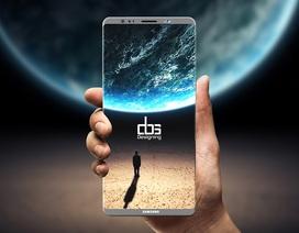 """""""Chân dung"""" hoàn toàn khác biệt của Galaxy Note 8"""