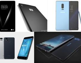 Những smartphone đáng chú ý được chờ đợi trong tháng 8