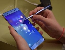 """Samsung bất ngờ xác nhận sẽ """"hồi sinh"""" và bán trở lại Galaxy Note7"""