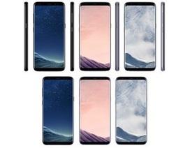 Lộ màu sắc mới cùng giá bán của bộ đôi Galaxy S8 và Galaxy S8+