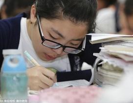 """Trung Quốc: Học sinh """"đánh bại"""" robot trong bài thi Toán đại học"""