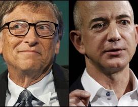 """Ngôi giàu nhất thế giới của tỷ phú Bill Gates bị """"lung lay"""" vì làm từ thiện"""