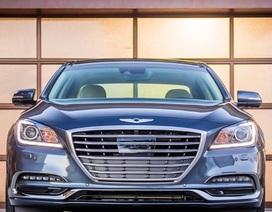 """Thương hiệu xe sang của Hyundai qua mặt """"tam đại gia Đức"""""""