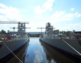 """Việt Nam sẽ có thêm hai tàu khu trục """"Gepard-3.9"""" vào giữa năm 2017"""