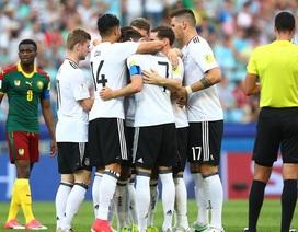 Hạ gục Cameroon, Đức gặp Mexico ở bán kết Confederations Cup