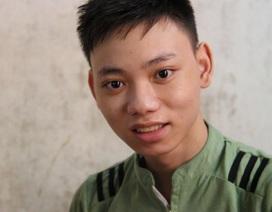 Đôi chân của em Nguyễn Kim Tú đã được cứu chữa