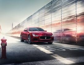 Maserati chinh phục nhiều cánh cửa mới tại thị trường châu Á