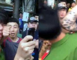 Hà Nội: Xác định danh tính thanh niên nghi giả danh công an bị dân vây