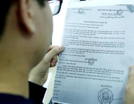 Bộ trưởng Bộ Kế hoạch và Đầu tư bị sao chép, làm giả chữ ký