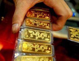 Giá vàng giảm nhanh