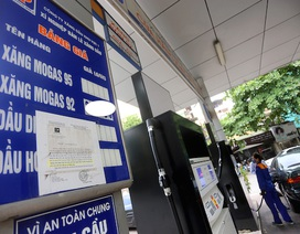 Giá xăng dầu đồng loạt giảm hơn 300 đồng/lít